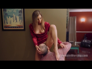 Moka Mora [HD 720, femaleworship, femdom, cunilingus, XXX, facesitting, pussy licking, new porn]
