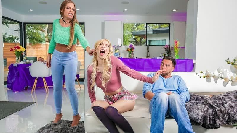 Britney Amber Kenzie Reeves секс, минет,