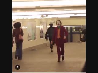 The walk of winner (new joker)