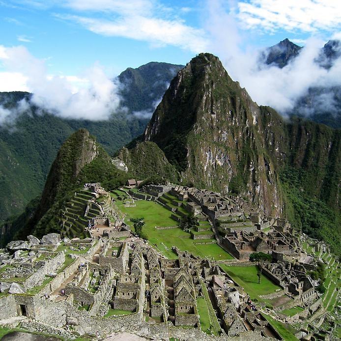 Мачу-Пикчу. Город инков, изображение №4