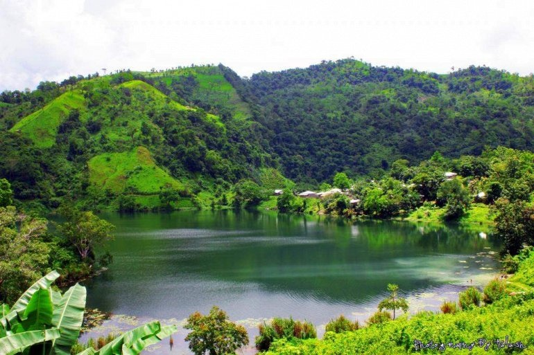 Озеро Бога в Бангладеш, изображение №4