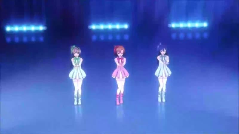 That's how idols works | Живая любовь! / Love Live! AnimeWebm