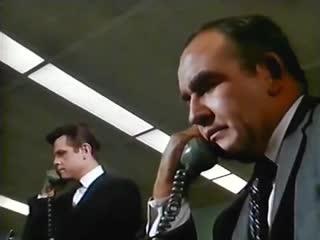 The Doomsday Flight (1966) - Jack Lord Edmond O'Brien John Saxon Van Johnson Michael Sarrazin Richard Carlson