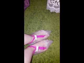 обзор на носочки sosu