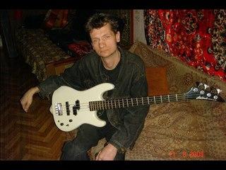Умер экс-басист группы «Сектор Газа» Сергей Тупикин