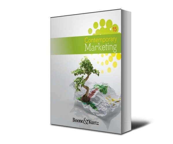 Contemporary Marketing 15th Edition by Boone & Kurtz