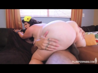 Jasmine Jones in BBW Lubed then Screwed DATE July 30 2013