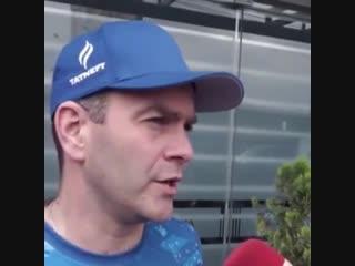 Пострадавший на Дакаре зритель оказался поклонником российской команды