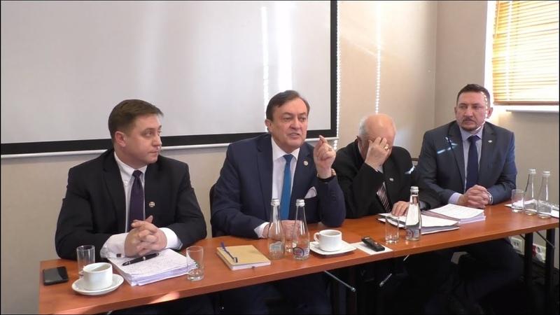 Klęska Rządu Polskiego na konferencji przeciwko Iranowi cz II Prezydent IIRP Jan Zbigniew Potocki
