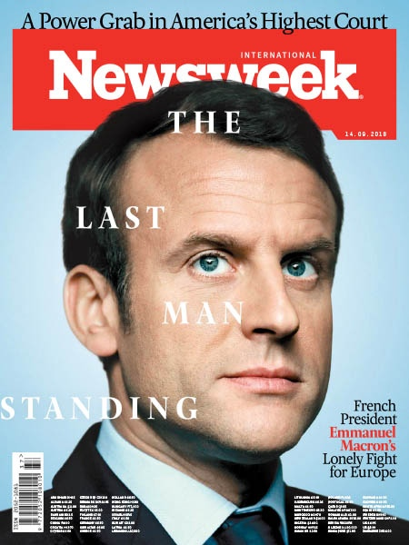 Newsweek International 14.09.2018