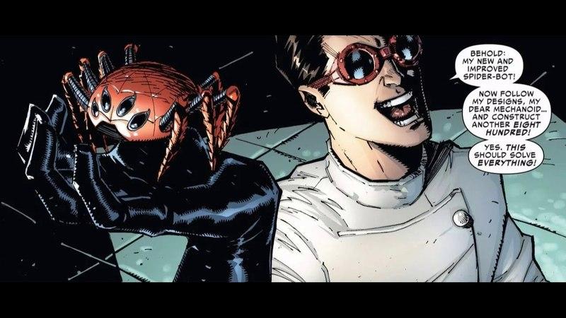 3 Сезон Marvel VS DC 1 Бой Совершенный Человек Паук VS Дефстроук