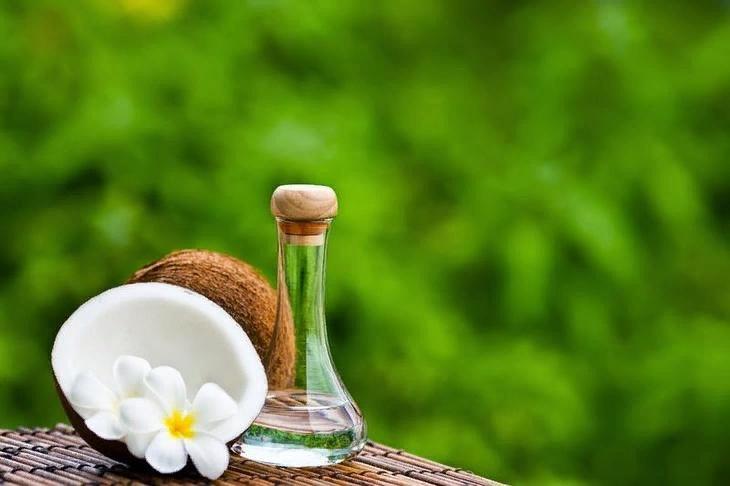 Кокосовое масло для волос — уникальное натуральное средство, способное творить чудеса.