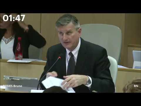 Bruno Desies (RN) pour plus d'investissements dans les PNR