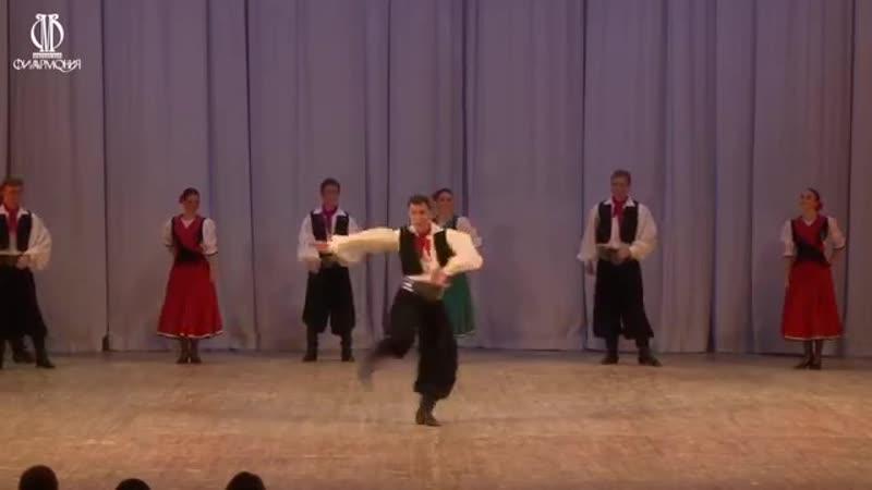 Аргентинский танец Маламбо. Балет Игоря Моисеева