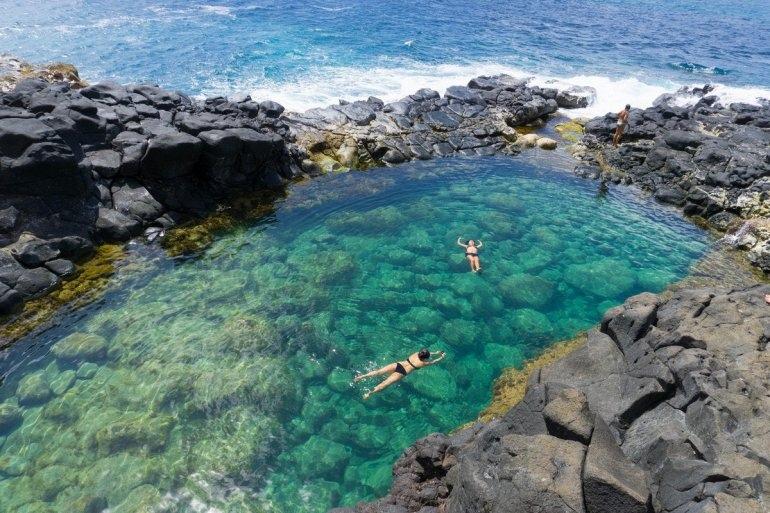 Ванна Смерти на острове Кауаи, изображение №1