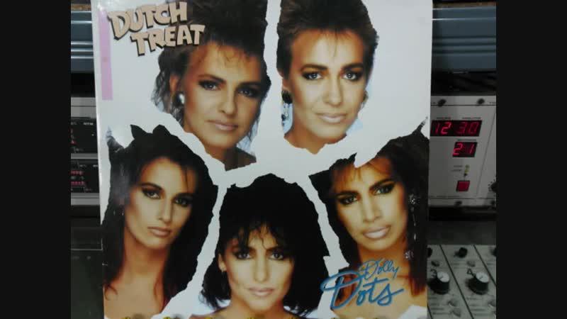 The Dolly Dots Runaround LP Dutch Treat 1986 HQ Sound Remasterd By B v d M 2013 By ARIOLA Records Inc Ltd Video Edit