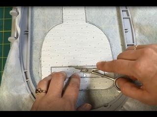 In The Hoop Towel Hangers Instructional Video