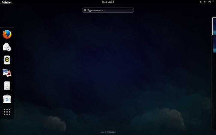 Fedora 21, единственная Линукс ОС которую я обсераю!