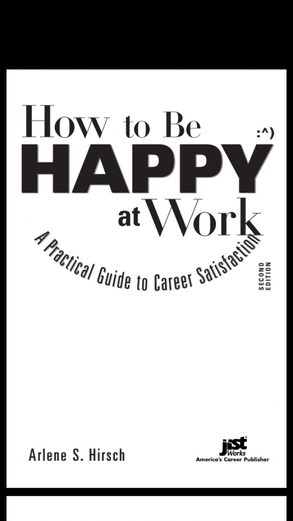 How to be happy at work a practical