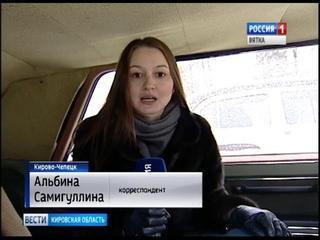 Житель Кирово-Чепецка коллекционирует раритетные советские автомобили(ГТРК Вятка)