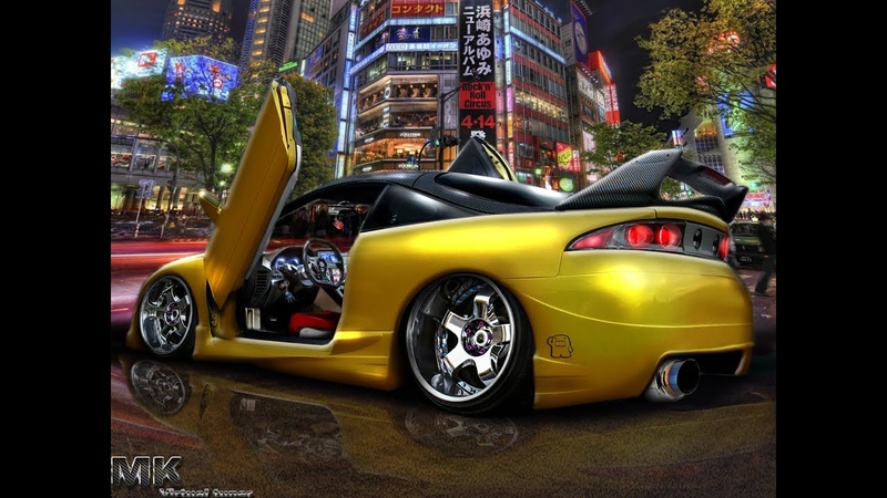 Need for Speed Underground 2 - Mitsubishi Motors Eclipse - InJen Modification