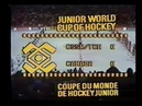 World Junior Championship Dec.31/1977 Canada – CSSR