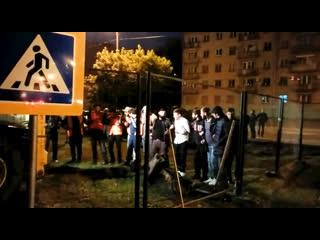 Владислав Жуковский: Беспредел правящих властей и строительной мафии в Люблино