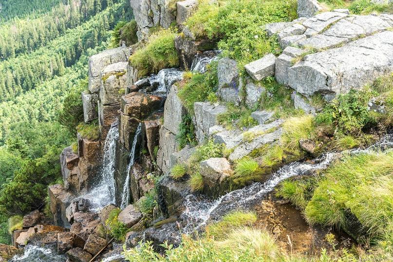 Пещеры, водопады и сказочные замки Чехии, изображение №1