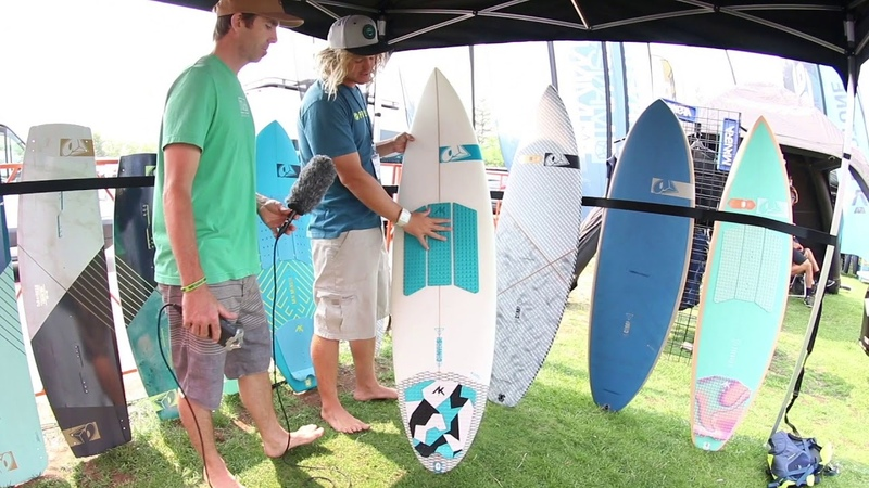 2019 Airush Surfboards Product Preview