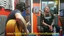 Diamond Foxx The pain acoustic verson live thrs