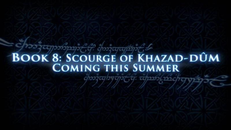 LOTRO: Scourge of Khazad Dûm Teaser 1