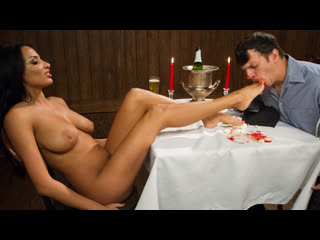Anissa kate [hd porn, brunette, foot fetish, feet, hardcore, femdom, big tits, big ass, cumshot]