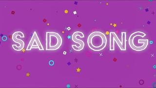 Alesso - Sad Song (feat. TINI) | Spanish Lyric Video