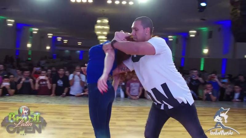 Baila Mundo - Kadu Pires e Larissa Thayane (Brasil Latin Open 2018)