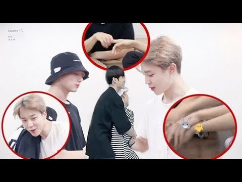 JIKOOKMIN-JM If I hit you, you should hug me!VTheyre different than what we imagie