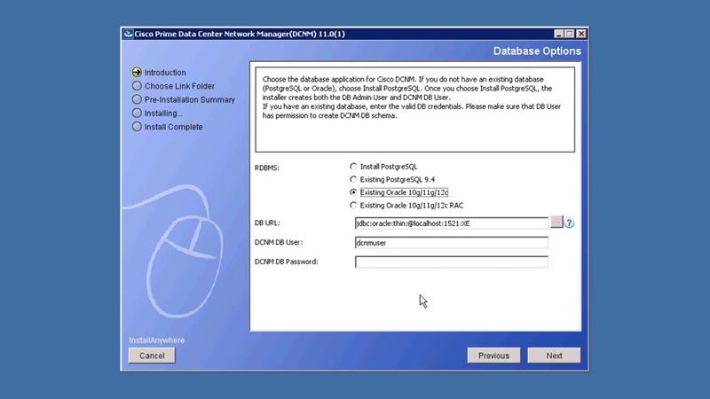 Видео Installing Cisco DCNM on Windows, Release 11.0(1) смотреть онлайн