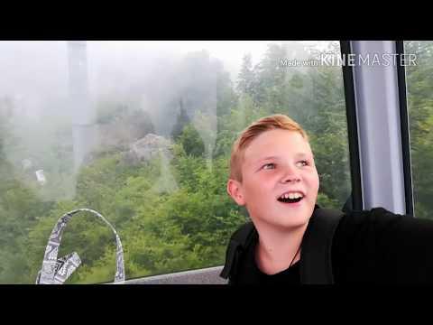Мой шок и ужас на Роза Пик Высота 2320 метров Сочи