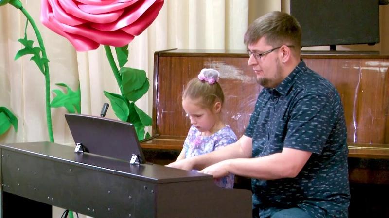 Попурри - Олеся Доровских (Фортепиано) - Антон Чечурин