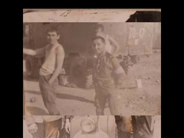 Дембельский альбом СССР 84 86 ДМБ ВЧ 96533 РАВ КДВО ТАПАЕВ КАЙРОЛЛА