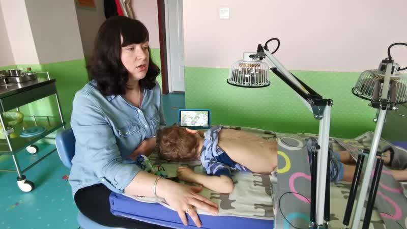 Видео отзыв Екатерины мамы Саши о лечении в клинике ТайКан