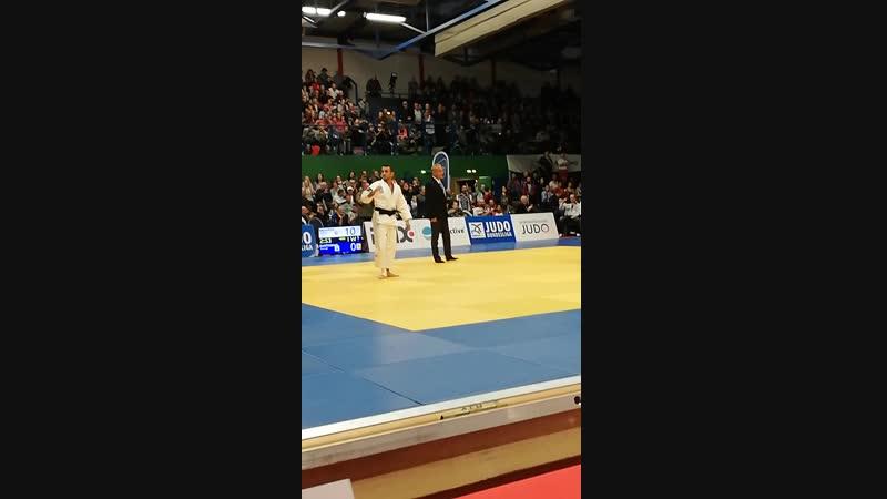 Safarov Zantaraia Judo Bundesliga Final