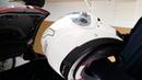 Honda Goldwing 2018 Tour DCT 2 capacetes NOLAN N-104 (Top case)