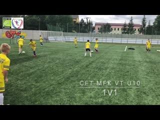 Футбольные упражнения для детей 10 лет