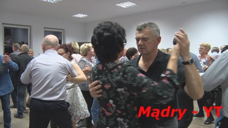 Jak tu nie tańczyć gdy muzyka gra ! Zabawa w Sycynie - 2018