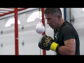 ٭in camp٭ - gennadiy golovkin (big bear training footage) with new trainer jonathon banks _⁄ggg-rolls