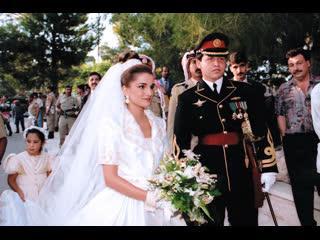 Свадьба Короля Абдаллы II и Королевы Рании, 10 июня 1993 год