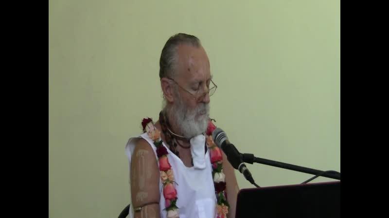 Е.М. Ганеша Прабху 11.09.2011, Бхакти Сангама.
