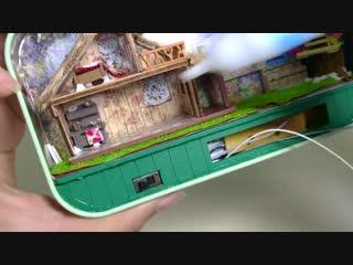 Miniature DIY - Пасторальная история