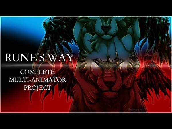 Rune's Way Completed COTW Multi Animator Project