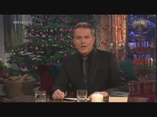 Conchita Wurst - Starweihnacht mit Alfons Haider 24.12.2014
